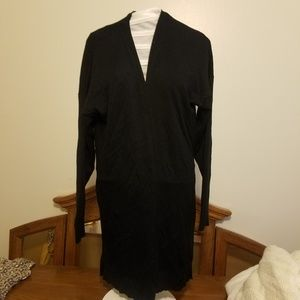 Women's Long Sleeve Open Cardigan Sweater